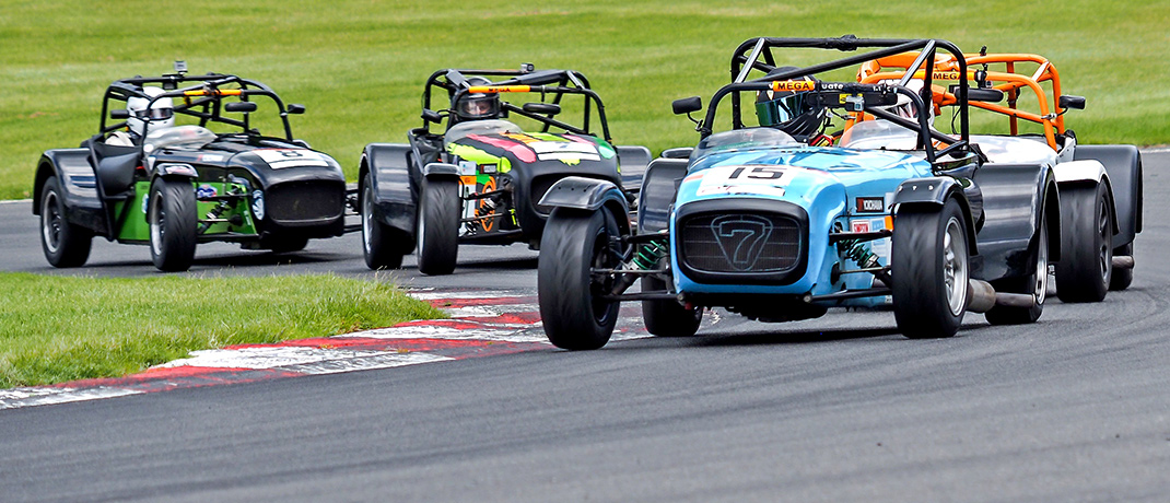 Caterham Graduate Series