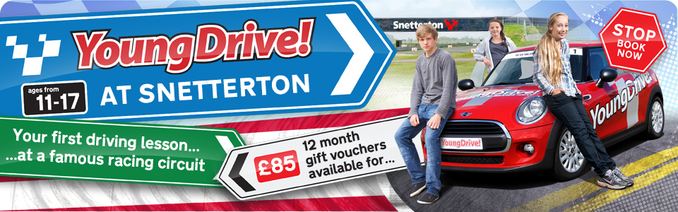 YoungDrive at Snetterton