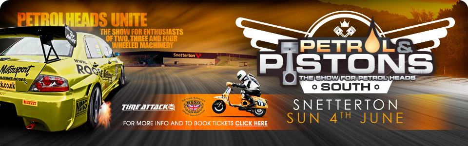 Petrol and Pistons South - Snetterton