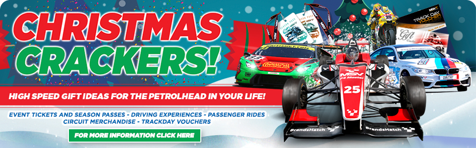 MSV Christmas Driving Experiences