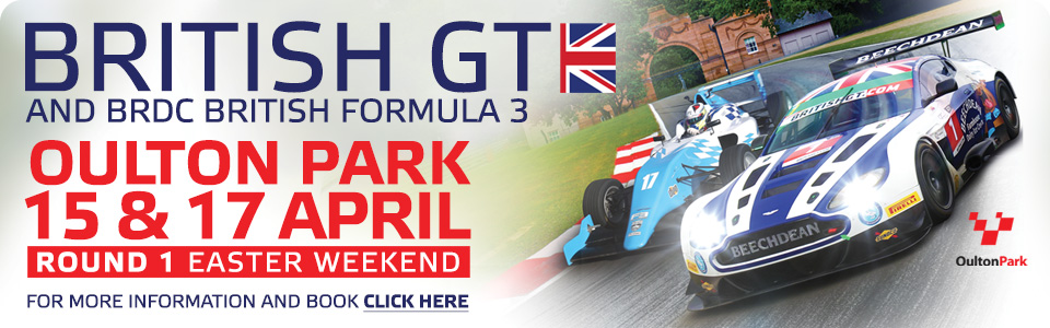 British GT and BRDC F3 - Oulton Park