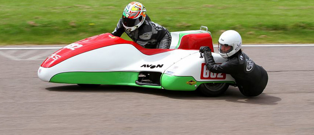 Scooter Sidecar Racing