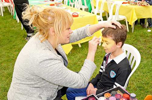 Face Painters - Sunday