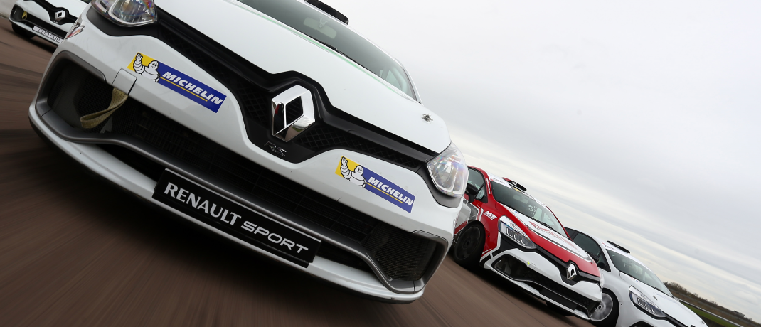 Renault UK Clio Cup Junior