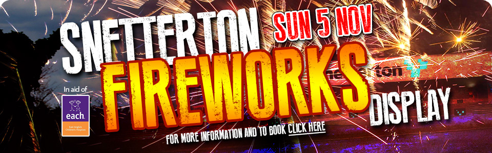 Snetterton Fireworks Display