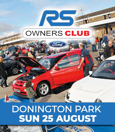 RS Owners Club - Donington Park