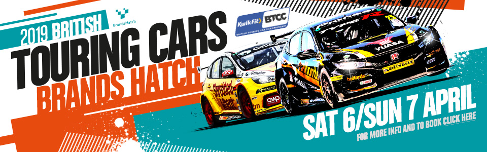 British Touring Cars - Brands Hatch