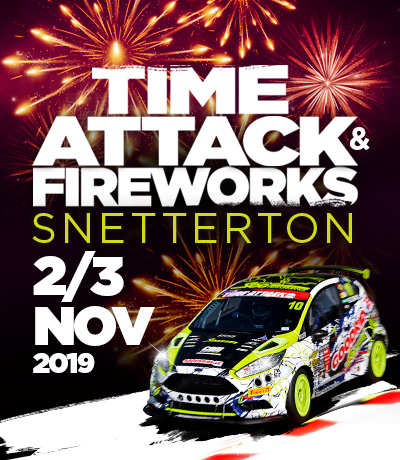 Time Attack and Fireworks