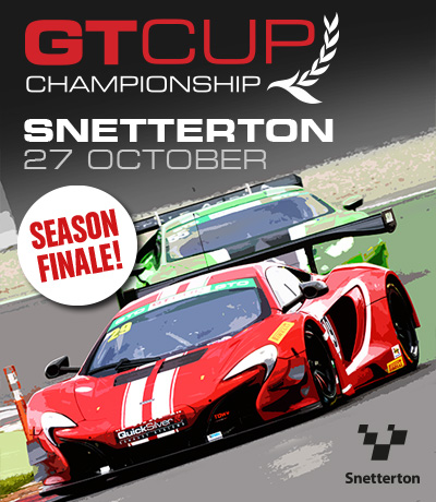GT Cup and MSVR - Donington Park