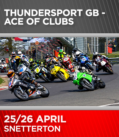 Thundersport GB - Snetterton