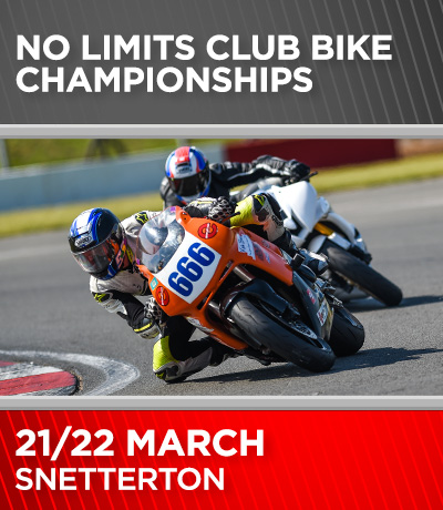 No Limits - Snetterton